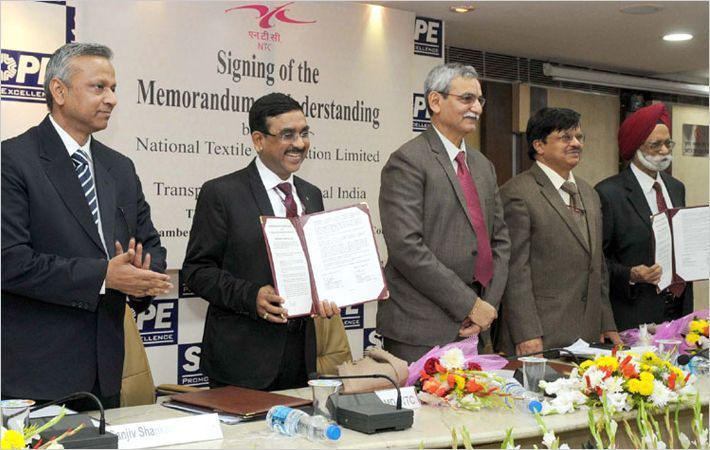 NTC signs Integrity Pact with Transparency International