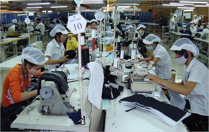 Vinatex expects Vietnam garment exports to rise 8% in 2016