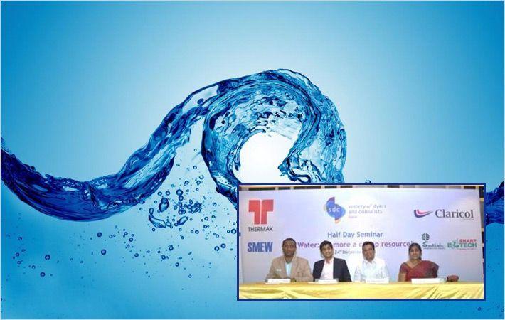 SDC EC organises seminar on water conservation