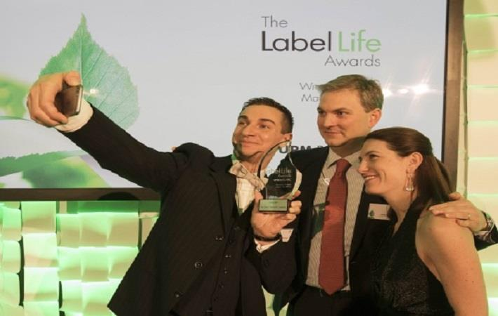 Dow Chemical bags UPM Label Life Award 2016