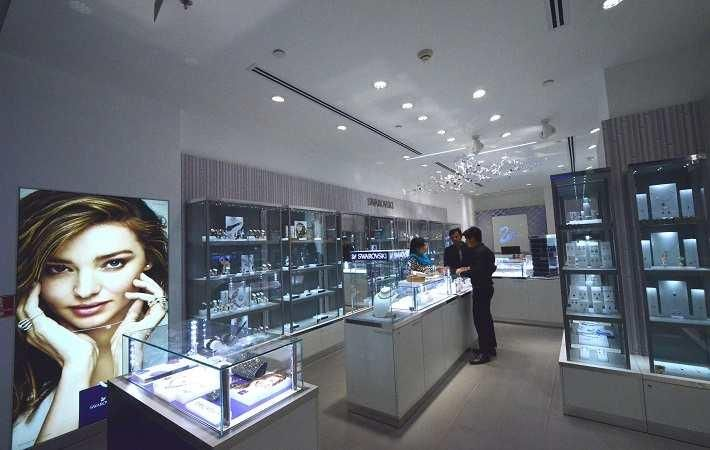 Swarovski opens new store in Noida