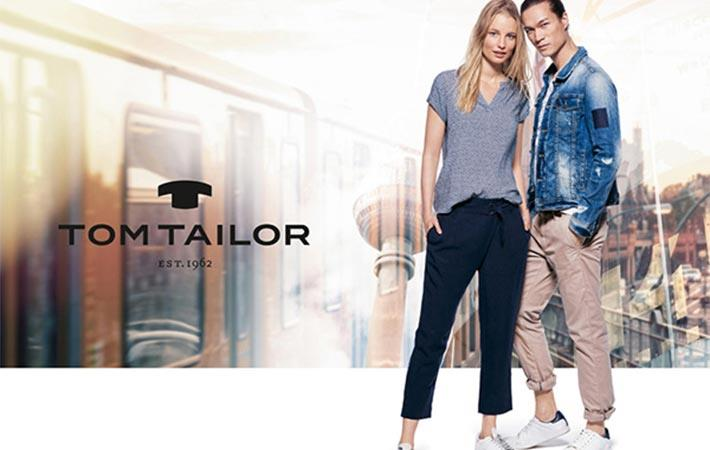 Tom Tailor goes online in China on JD.com