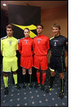 Diadora launches new uniform for Referees