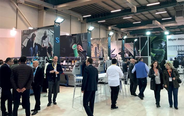 Stoll records successful participation at ITM 2018