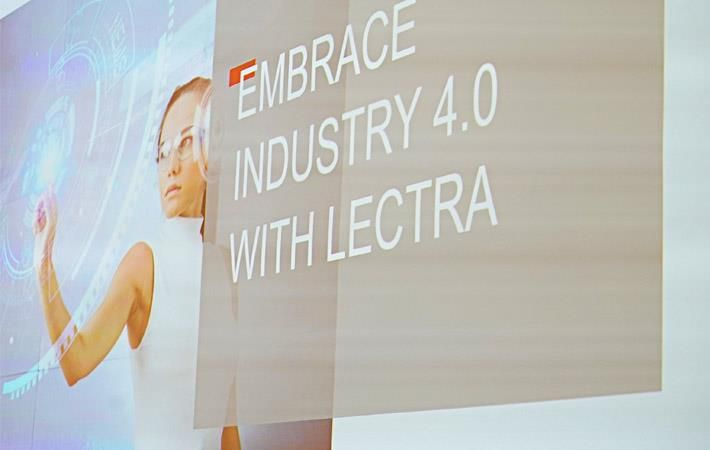 Lectra unveils cutting room 4.0 at