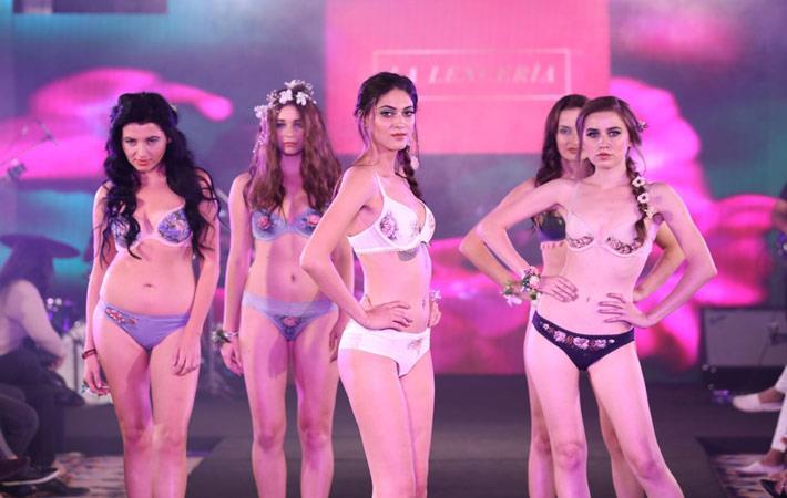 Courtesy: IIFW; Models at IIFW Season 1