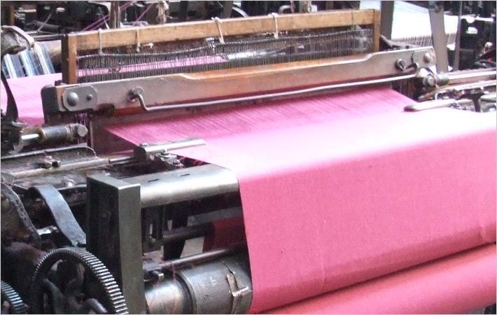 Powerloom unit inaugurated in Imphal in north-east India