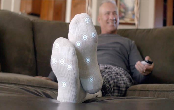 Siren unveils new diabetic sock and foot monitoring system