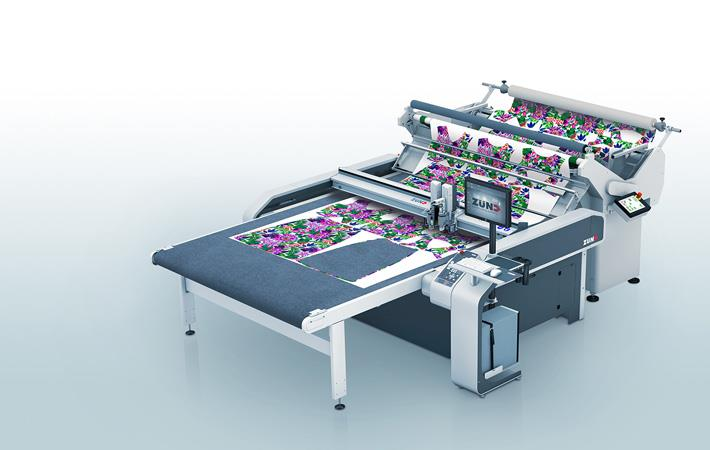 Zund to show digital cutting solutions at Texprocess 2018