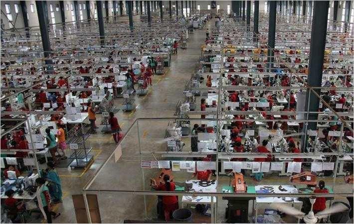 Myanmar govt launches garment workers