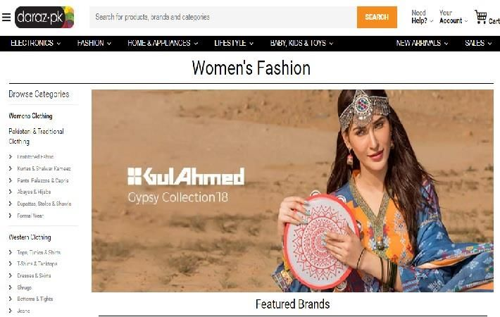 Alibaba takes over e-commerce platform Daraz