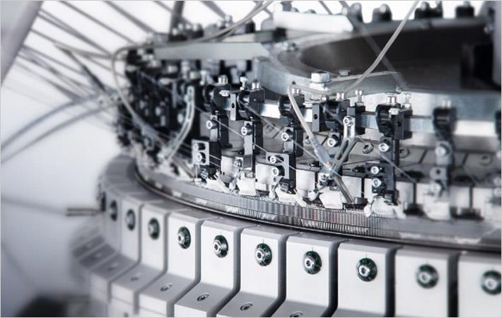 Global new textile machinery shipments increased in 2017