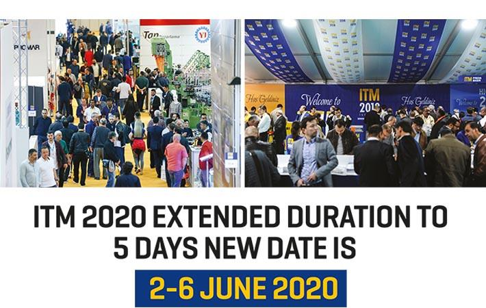 ITM 2020 duration extended to five days