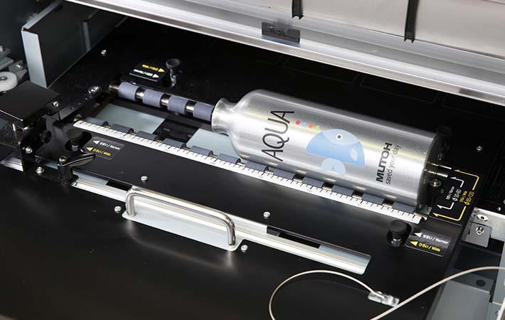 Mutoh unveils ValueJet 626UF UV LED rotary printing system