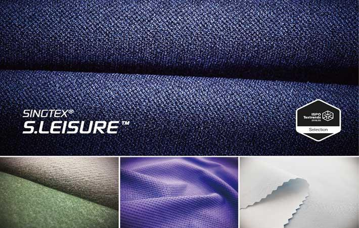 Singtex ecofriendly stretch fabric