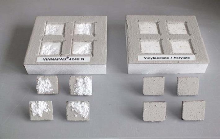 Courtesy: Wacker Polymers