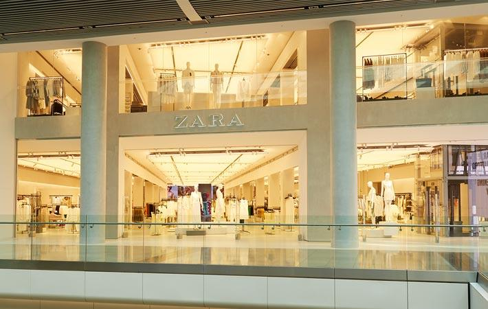 United Kingdom : Zara opens flagship store at Westfield