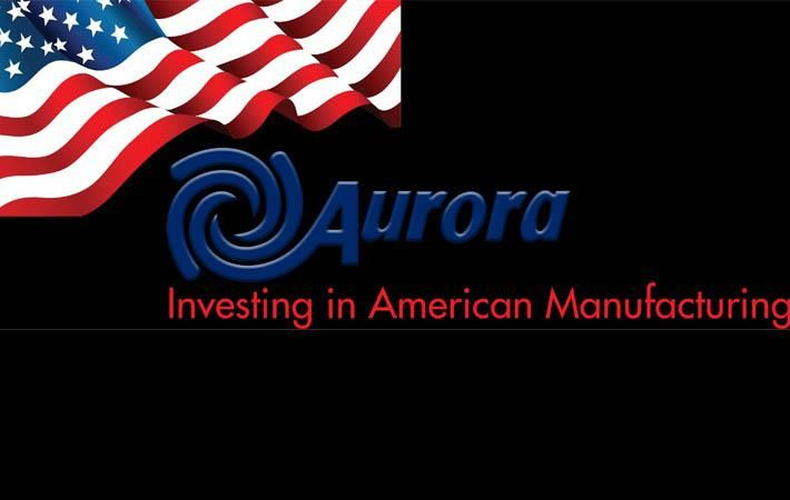Aurora celebrating benefits of American manufacturing
