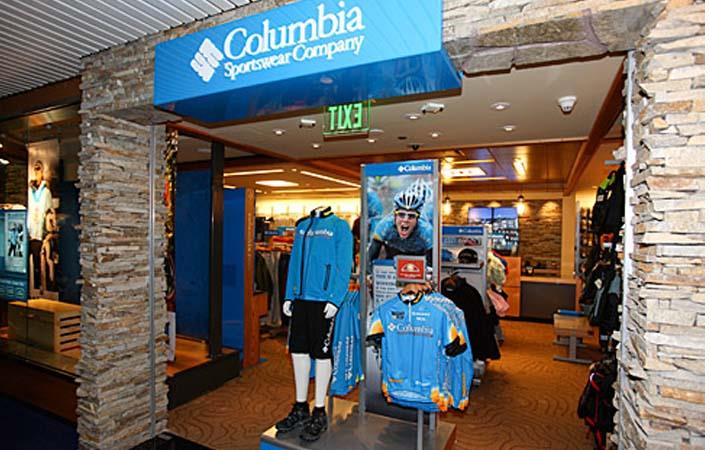 sale retailer 4dadf ed0a9 United States Of America : Columbia Sportswear sales grow 21 ...