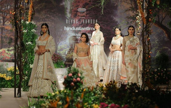 Once upon a Dream collection by designer Reynu Taandon