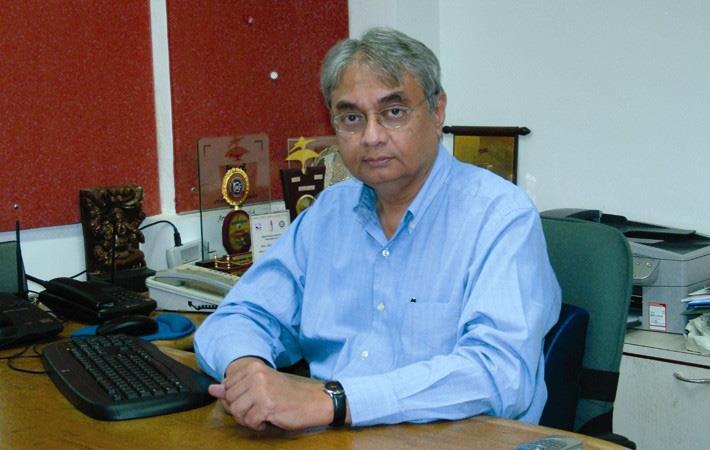 Rahul Mehta; Courtesy: CMAI