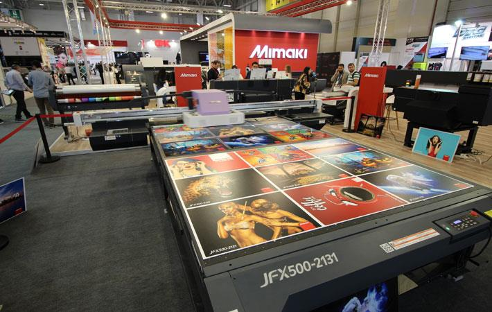 Mimaki Eurasia to show printing solutions at Sign Istanbul