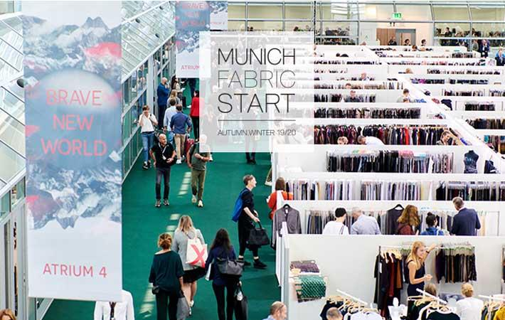 Courtesy: Munich Fabric Start