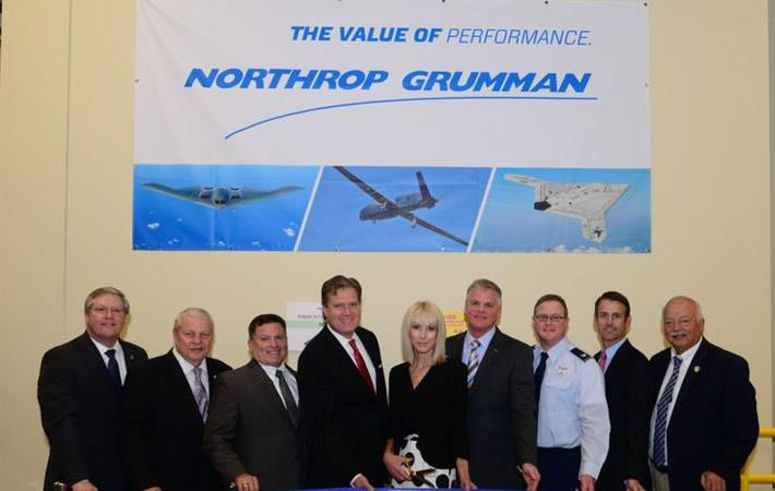 Courtesy: Northrop Grumman Corporation