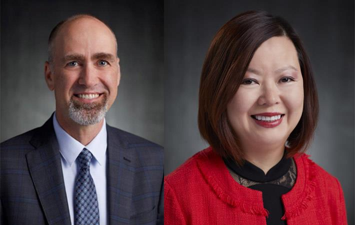 Richard Hansen & Samantha Lee/Courtesy: PR Newswire