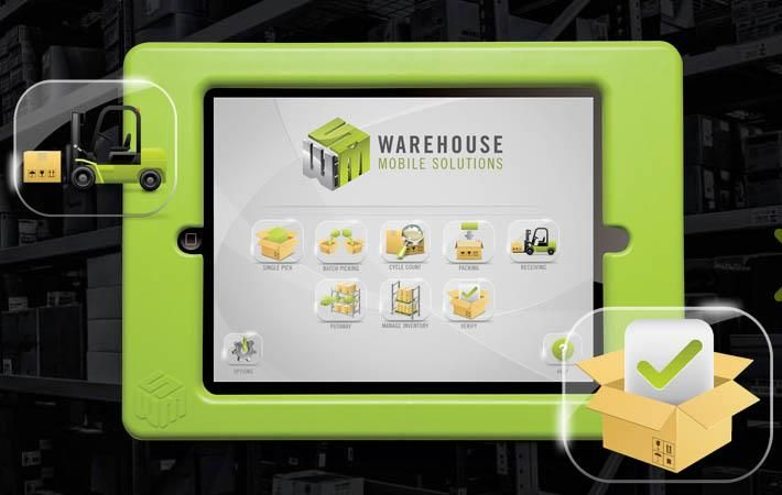 Courtesy: Warehouse Mobile solution