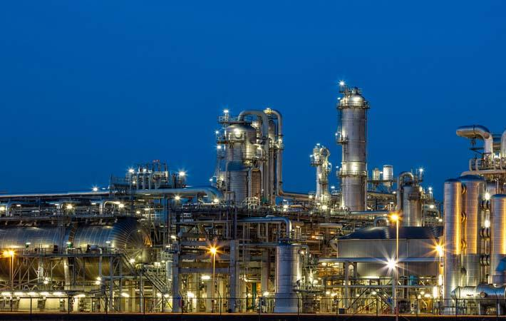 Saudi Aramco, Total developing design of petro complex