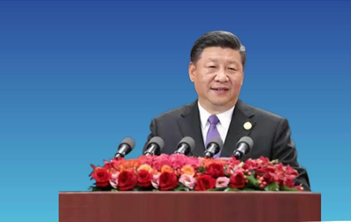 Chinese President Xi Jinping delivers keynote speech at opening ceremony of 2018 FOCAC Beijing Summit/Courtesy: ciie