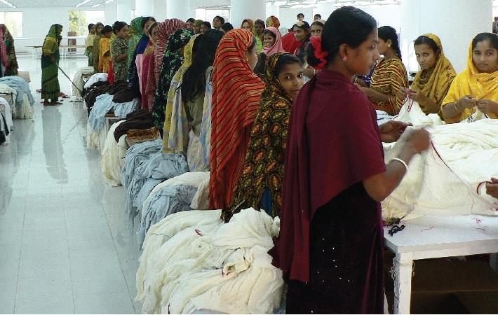 Bangladesh RMG industry bursting with self-confidence