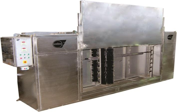 Multiple Squeegee washer; Courtesy: Embee Group