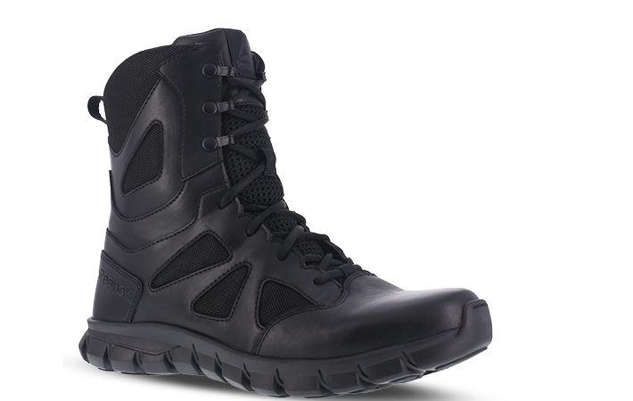 Sublite Cushion Tactical footwear RB8809; Courtesy: Reebok