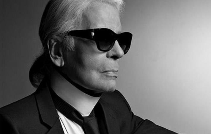 Pic: Karl Lagerfeld