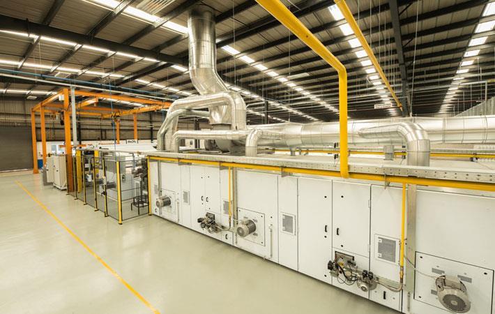 Bruckner to display nonwoven machinery at Techtextil