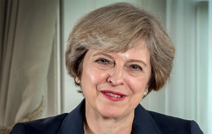 Theresa May /Pic: GOV.UK