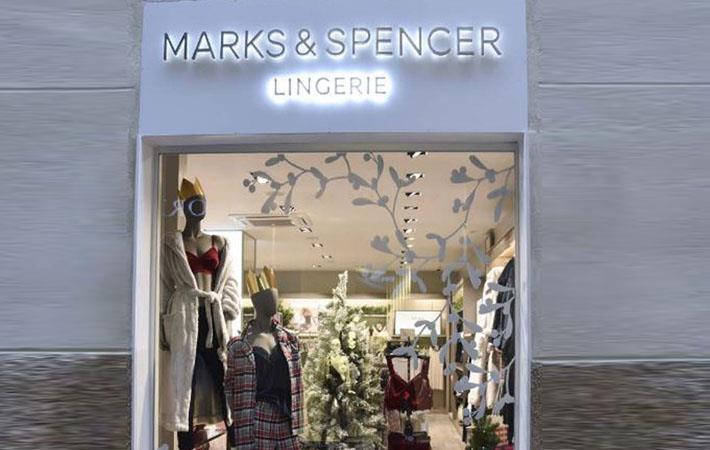 Pic: Mark & Spencer