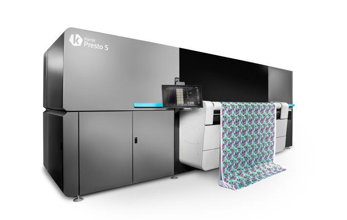 Kornit запускает решение для прямой печати на ткани Presto