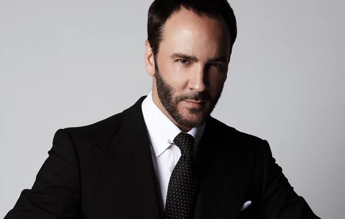 Tom Ford; Pic: CFDA