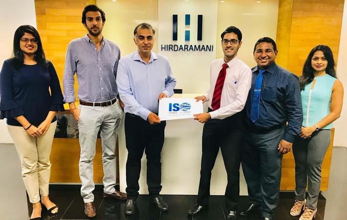 Pic: Hirdaramani Group