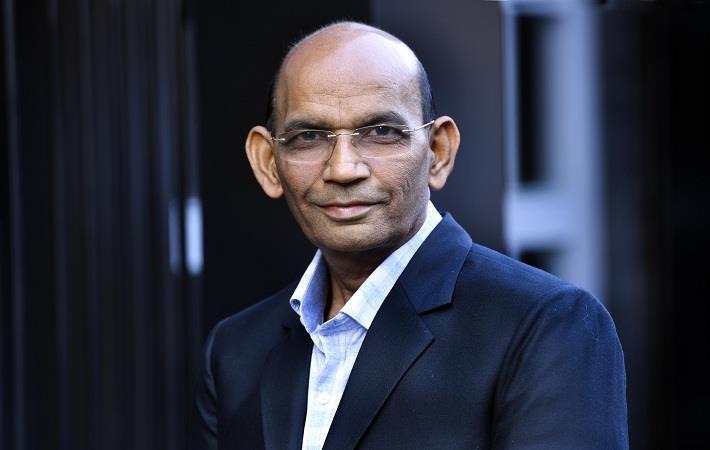 Kewalchand Jain, CMD, KKCL; Pic: KKCL