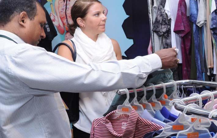Pic: India Knit fair