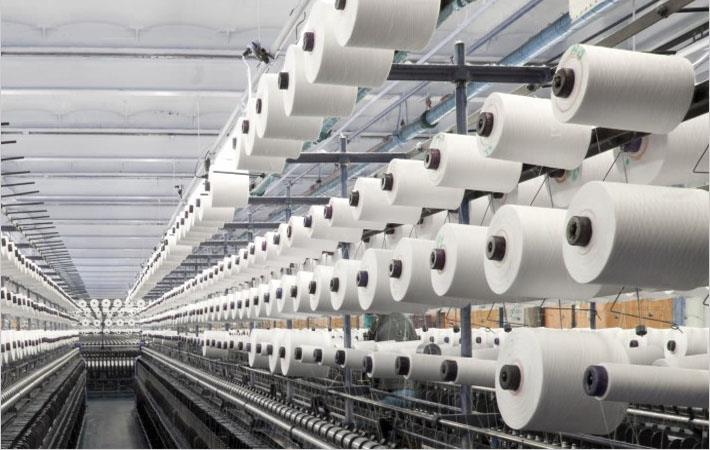 First quarter orders for Italian textile machines decline