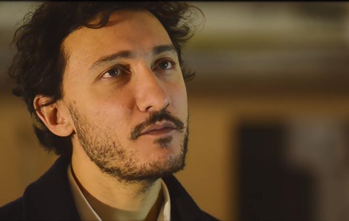 Marco De Vincenzo, Italian Designer; Pic: Pitti Immagine