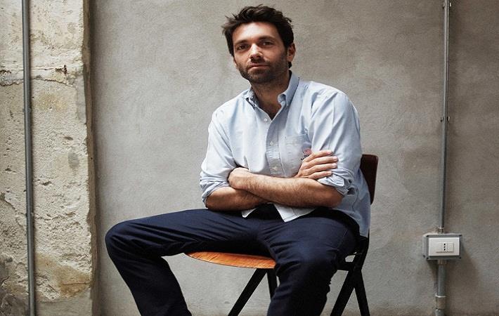 Massimo Giorgetti, designer and founder of MSGM; Pic: Pitti Immagine
