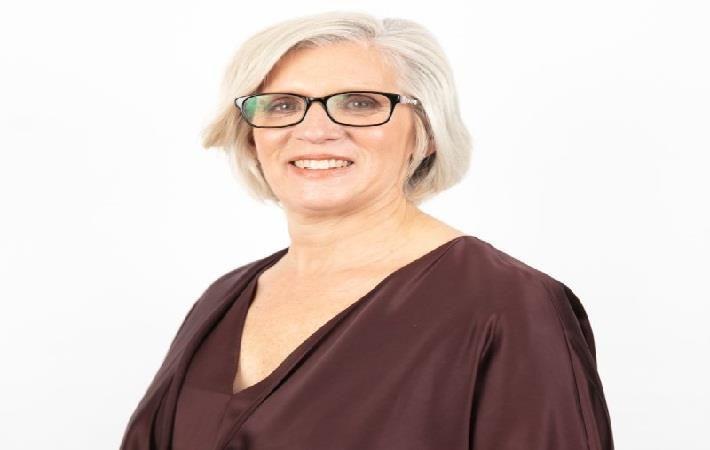 Cheryl Abel-Hodges, CEO, Calvin Klein; Pic: PVH Corp