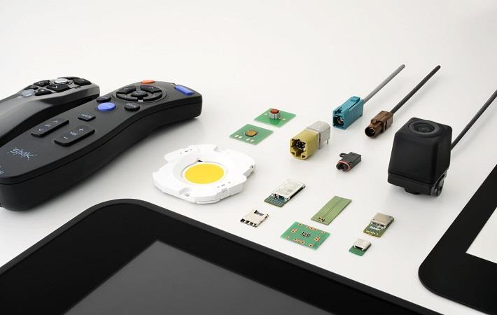 Pic: SMK Electronics Corp