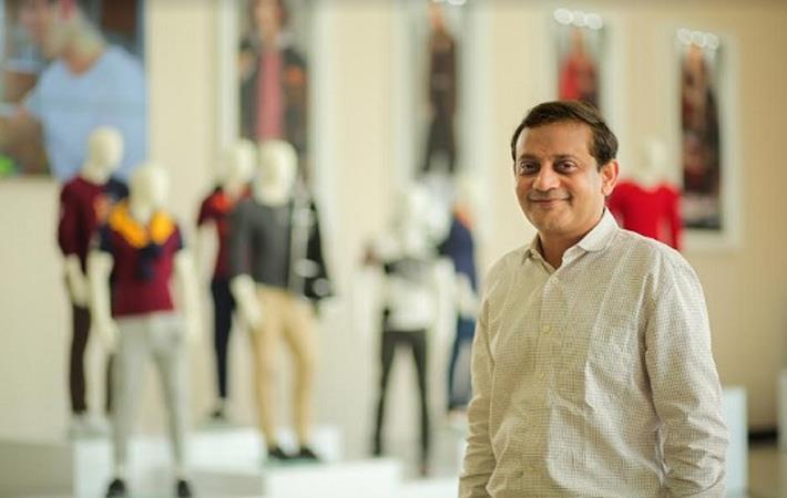 Ashish Dikshit, Managing Director; Pic: Aditya Birla Fashion and Retail Limited